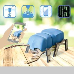 9月手機搖控甲蟲DIY課程